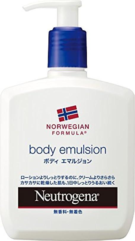 手配するフルーティー先にNeutrogena(ニュートロジーナ)ノルウェーフォーミュラ ボディエマルジョン(無香料) 310g