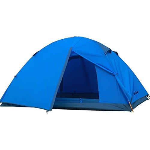 IREGRO テント 2人用 アウトドア 二重 超軽量 コン...