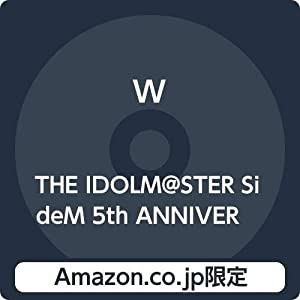 【Amazon.co.jp限定】THE IDOLM@STER SideM 5th ANNIVERSARY DISC 03 W&Café Parade&もふもふえん (デカジャケット付)
