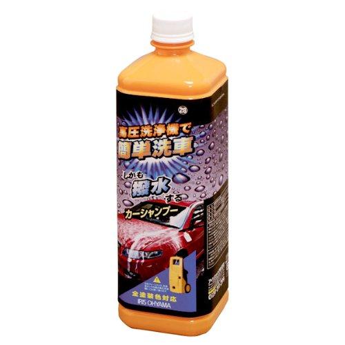 アイリスオーヤマ 高圧洗浄機 パーツ カーシャンプー 撥水剤...