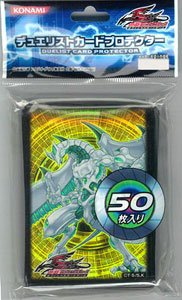 遊戯王5D's OCG デュエリストカードプロテクター シューティング・スター・ドラゴン パック
