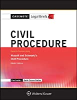 Civil Procedure: Keyed to Yeazell (Casenote Legal Briefs)