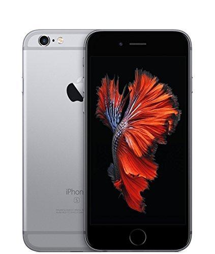 Apple (アップル) au iPhone6s A1688 (MKQJ2J/A) 16GB スペースグレイ B01CEAGX9K 1枚目