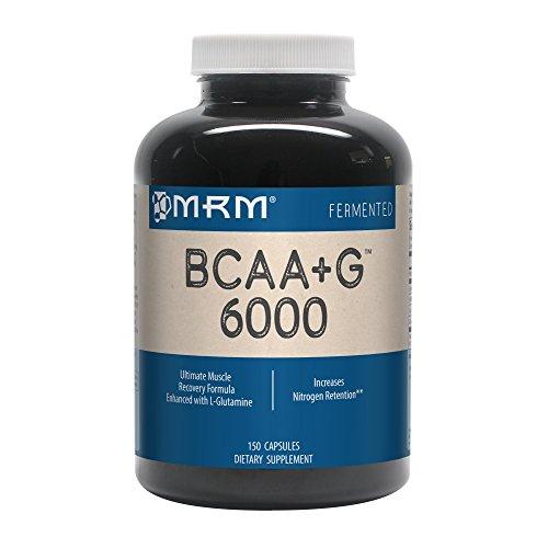 - BCAA+G 6000 - 150カプセル