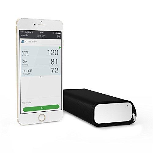 QardioArm Wireless Blood Pressure Monitor (Apple iOS and Android) by Qardio [並行輸入品]