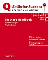 Q: Skills for Success 5: Reading and Writing (Q Skills for Success)