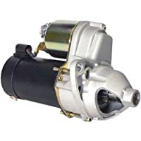 DB Electrical SPR0002 Starter For Saturn SC SL Series 1.9 1.9L 1991-02 SW Series 1.9 1.9L 1993-2001/21023232 21023719 21023994 21024210 2104332/91 92 93 94 95 96 97 98 99 00 01 02 [並行輸入品]