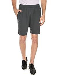 ハーフパンツ テニスウェア メンズショットパンツ メンズスポーツパンツ 無地 裏メッシュ 吸汗速乾 ポケット付き UVカット ソフト ユニセックス