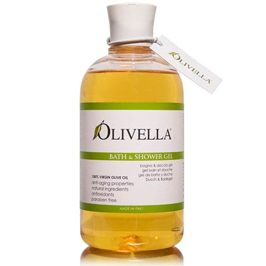 テント近代化する役員Olivella Olive Oil Bath & Shower Gel Original/Classic 16.9 oz. / 500 ml (並行輸入品)