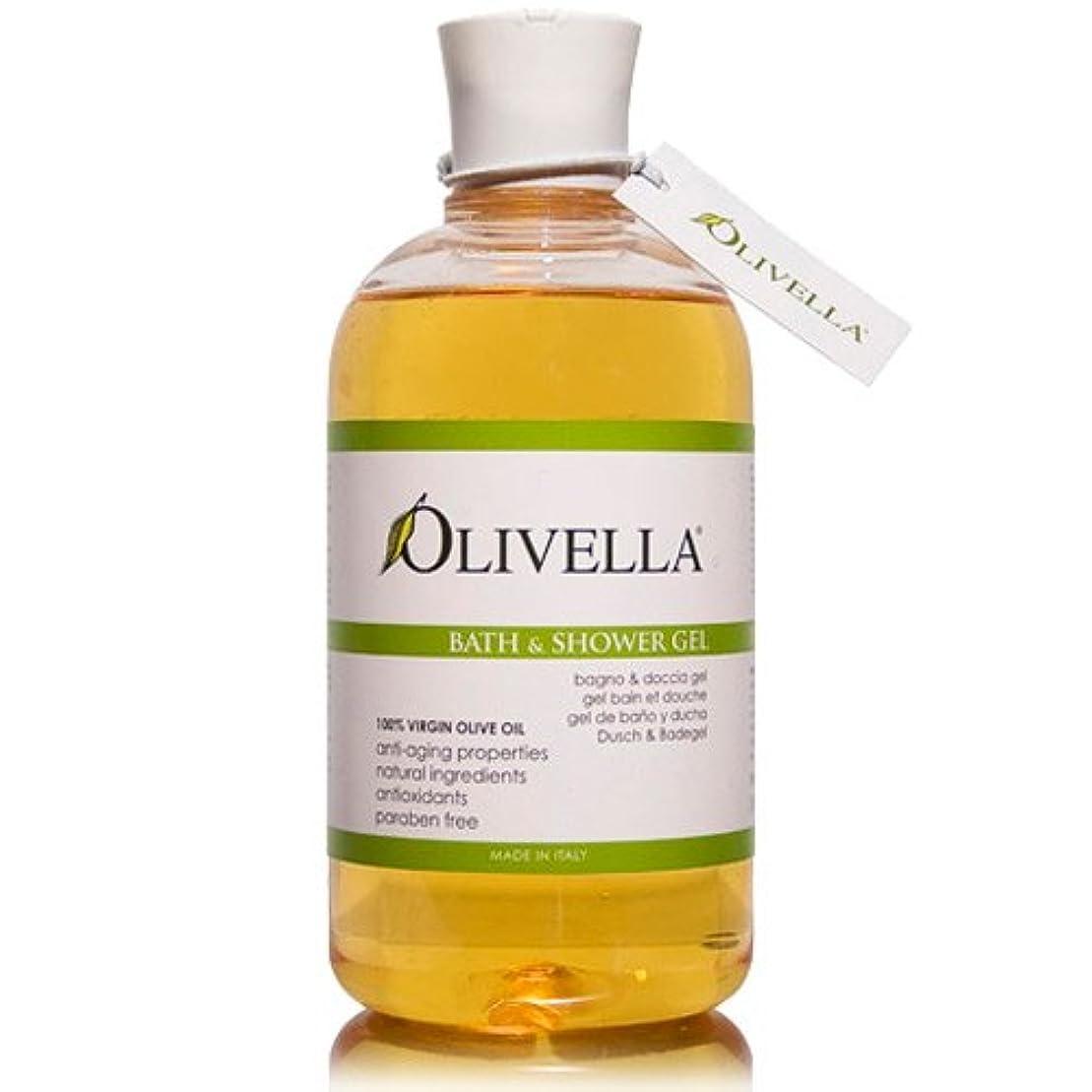 サイクル推論ピンポイントOlivella Olive Oil Bath & Shower Gel Original/Classic 16.9 oz. / 500 ml (並行輸入品)