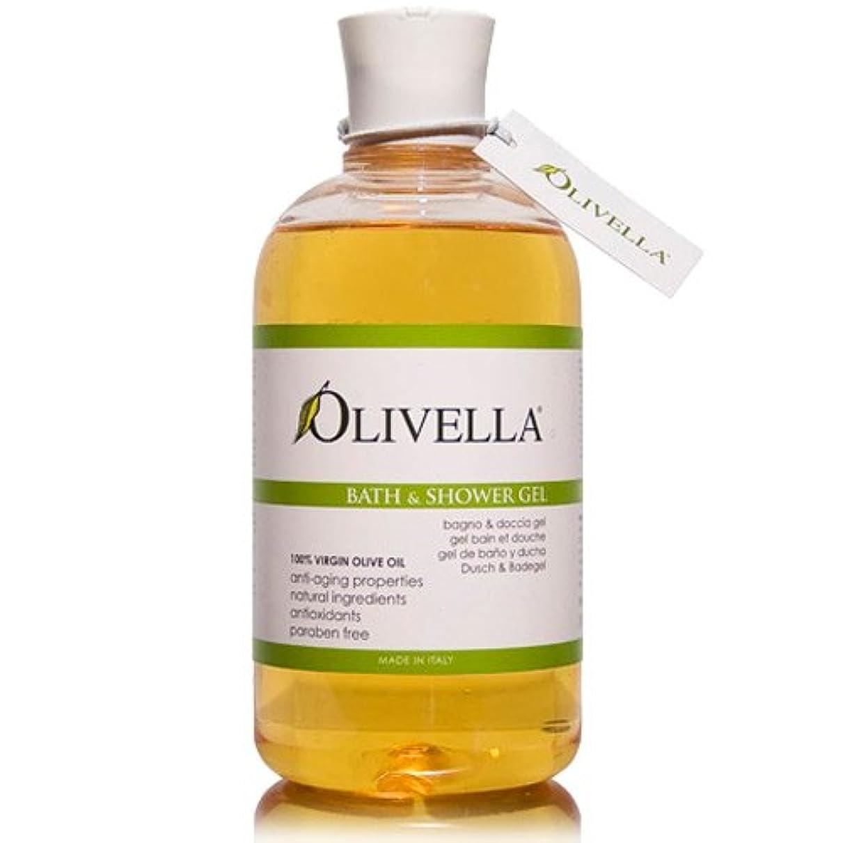 計画的パニック誕生Olivella Olive Oil Bath & Shower Gel Original/Classic 16.9 oz. / 500 ml (並行輸入品)
