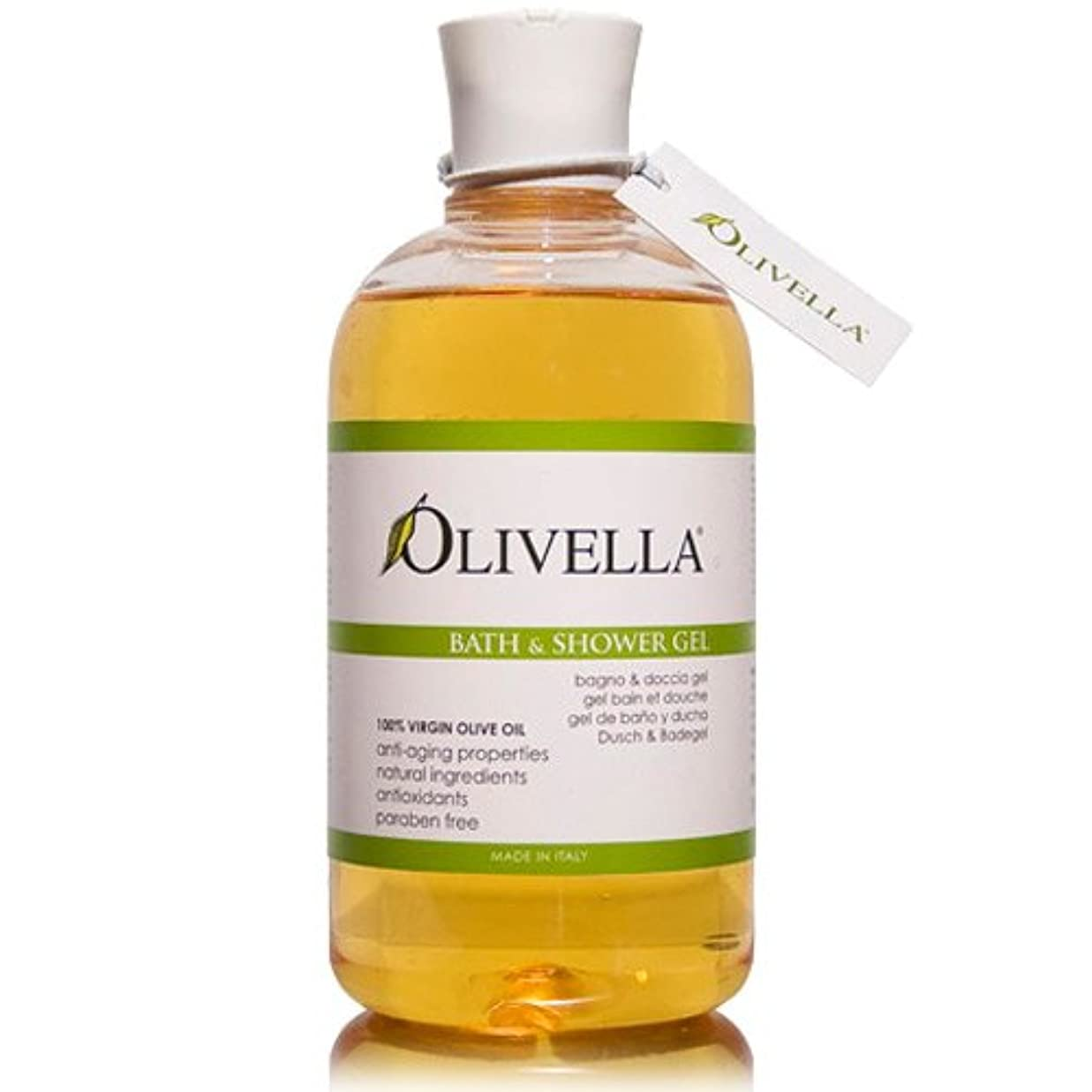 フォアタイプ聴覚あいまいなOlivella Olive Oil Bath & Shower Gel Original/Classic 16.9 oz. / 500 ml (並行輸入品)