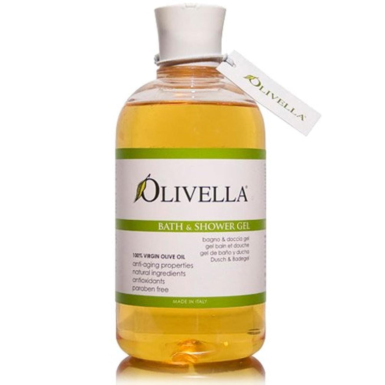 バンジージャンプ現実的絶望的なOlivella Olive Oil Bath & Shower Gel Original/Classic 16.9 oz. / 500 ml (並行輸入品)