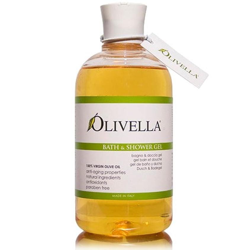一見地獄小川Olivella Olive Oil Bath & Shower Gel Original/Classic 16.9 oz. / 500 ml (並行輸入品)