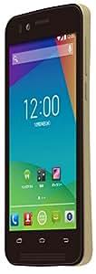 freetel フリーテル SIMフリー スマートフォン priori2 スペシャルパック シャンパンゴールド ( Android 4.4 / 4.5inch / 標準 SIM / micro SIM / デュアルSIMスロット / 1GB / ROM 8GB ) FT142A-PR2SP-CG