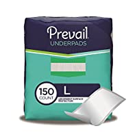 Prevail Fluff Underpad - Large(150 ct. 23 x 36) by Prevail