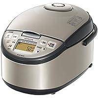 日立 圧力IH炊飯ジャー(5.5合炊き) エディオンオリジナル シルバー RZ-AF10E4M S