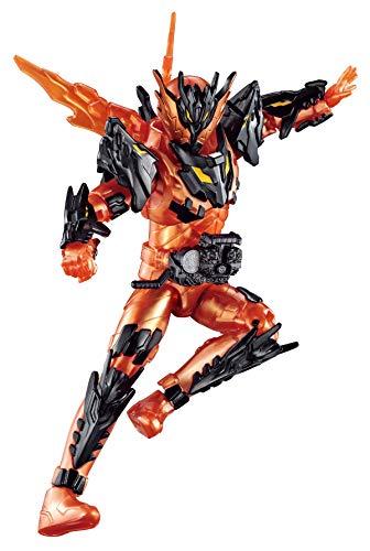 仮面ライダービルド RKF レジェンドライダーシリーズ 仮面ライダークローズマグマ