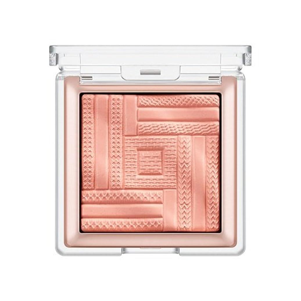 祖先連邦シマウマMISSHA Satin Ital Prism Blusher (# Peach Avenue) / ミシャ サテンイタルプリズム チーク ブラッシャー [並行輸入品]
