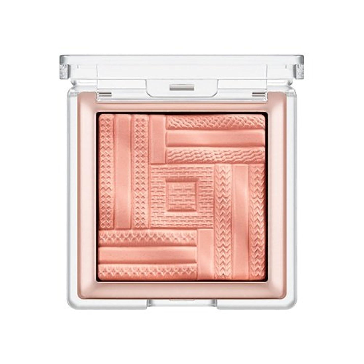 強盗クリック宿命MISSHA Satin Ital Prism Blusher (# Peach Avenue) / ミシャ サテンイタルプリズム チーク ブラッシャー [並行輸入品]