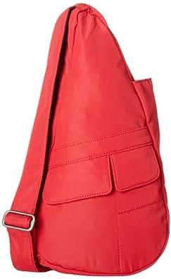 AmeriBag アメリバッグ マイクロファイバー ヘルシーバックバッグ XSサイズ Micro-Fiber Healthy Back Bag X-Small (Red)