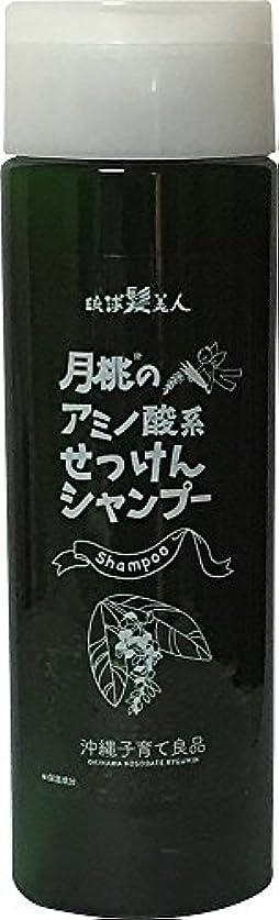 キリスト露出度の高い晩ごはん沖縄子育て良品 月桃のアミノ酸系せっけんシャンプー 230ml