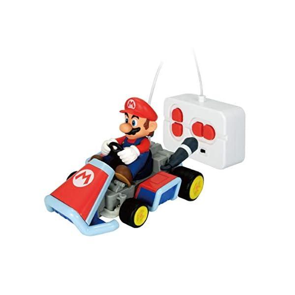 ラジオコントロールカー マリオカート7 マリオの商品画像