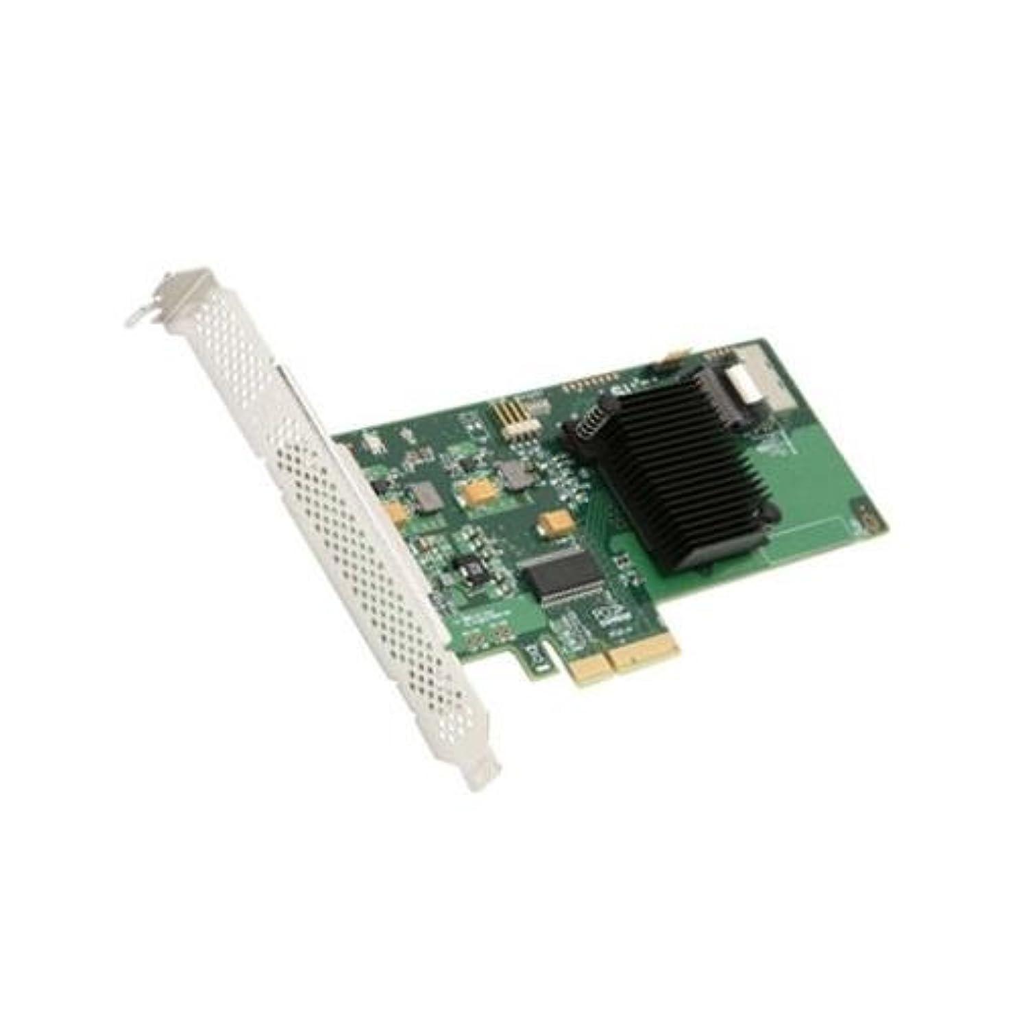 フルートリマーク電気技師LSIロジックlsi00190 MegaRAID SAS 9211 – 4i 4port 256 MB 6 GB / sシングルコントローラカード