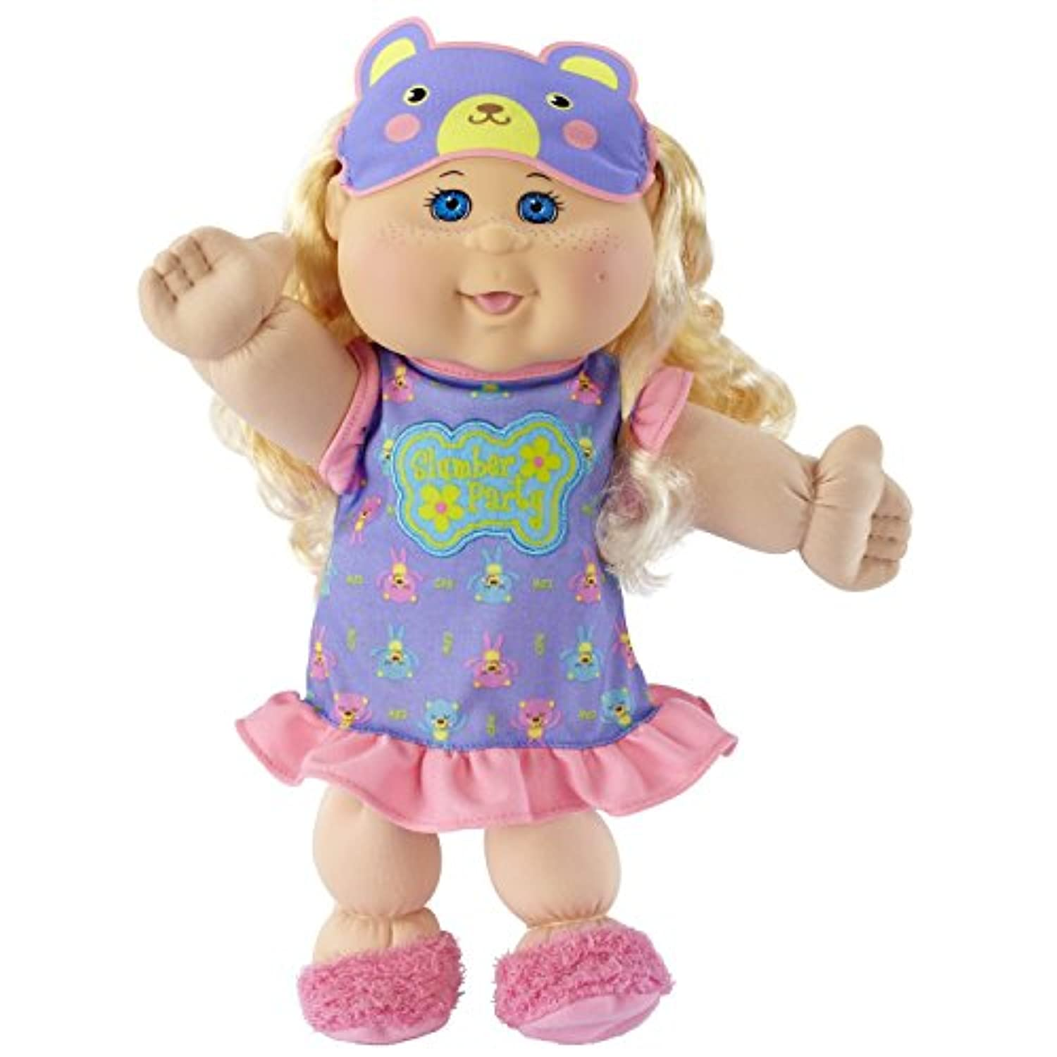Cabbage Patch Kids - Cabbage Patch Kids Glow Party Blonde Doll