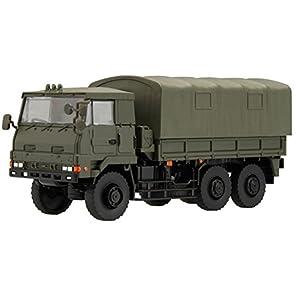 フジミ模型 1/72 ミリタリーシリーズ 陸上自衛隊 3・1/2t 大型トラック プラモデル 72M-8
