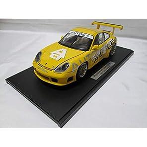 オートアート 1/18 ポルシェ 911(996)GT-3(オートアートエディション)アウトレット