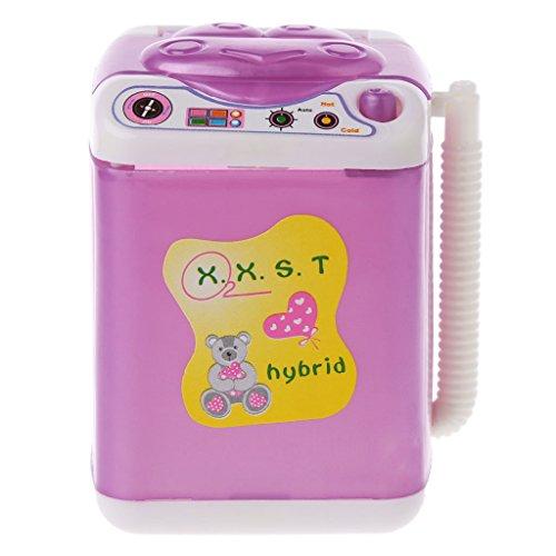 Dabixx Niture洗濯機, ニチア洗濯機バービー人形...