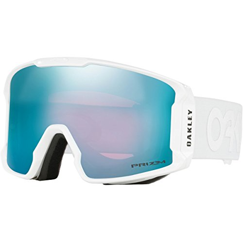 OAKLEY(オークリー) スノー ゴーグル Line Miner Factory Pilot Whiteout (Asia Fit) OO7080-17