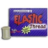 [MAK マジック]MAK Magic Invisible Magic Elastic Thread 200' Reel 40-0449 [並行輸入品]