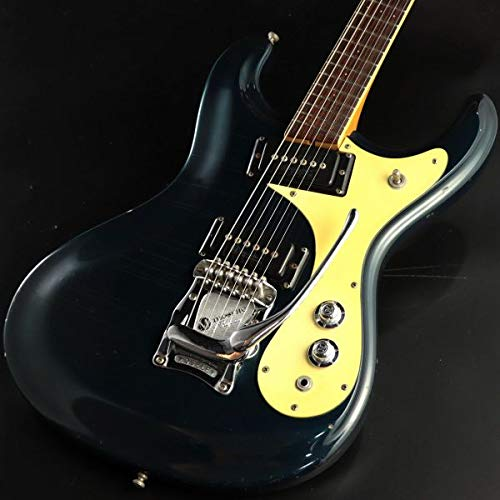 Mosrite/The Ventures Model Ink Blue