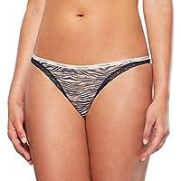 Calvin Klein Women's Bottoms Up Thong