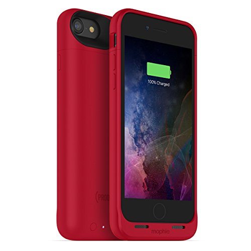 mophie juice pack air for iPhone 7 ワイヤレス充電機能付き バッテリーケース (PRODUCT) RED日本正規代理店品 MOP-PH-000148