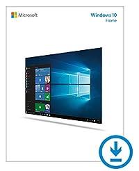 Microsoft Windows 10 Home Fall Creators Update適用済み 32bit/64bit 日本語版 (最新) |オンラインコード版