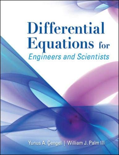 Download Differential Equations for Engineers and Scientists 1E 0073385905