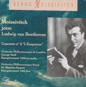 Beethoven;Piano Concerto 5