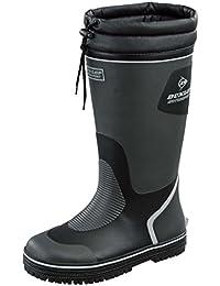 [ダンロップ] メンズ 防寒長靴 ドルマンBG313 ピンスパイク付き