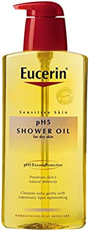 Eucerin ph5 Crème Shower Oil with pump, 400ml