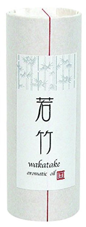 ラック環境に優しい若い香油 若竹