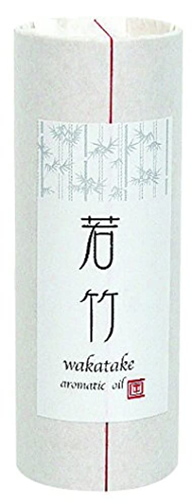 集中的なパッド開梱香油 若竹