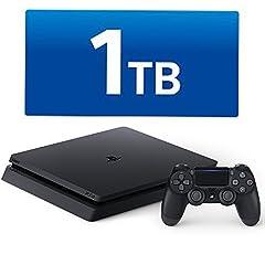 PlayStation 4 ジェット・ブラック 1TB (CUH-2100BB01)【メーカー生産終了】