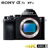 ソニー デジタル一眼カメラ「α7S」ボディ ILCE-7S