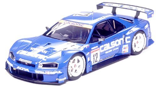 1/24 スポーツカー No.272 1/24 カルソニック スカイライン GT-R 2003 24272
