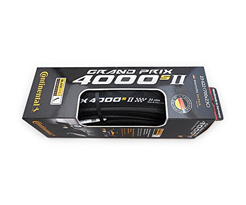 Continental(コンチネンタル) GRAND PRIX 4000 S II グランプリ4000 S2 (1本, 700×23C)