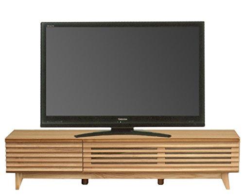 RoomClip商品情報 - シンプル モダン 150cm幅ロータイプテレビボード ナチュラル 完成品