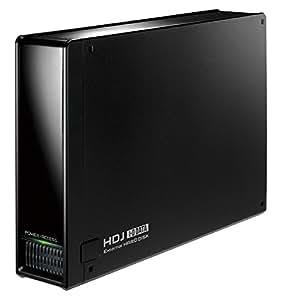 I-O DATA HDD 外付けハードディスク 2TB USB2.0/静音冷却ファン搭載/パソコン 日本製 HDE-U2.0J